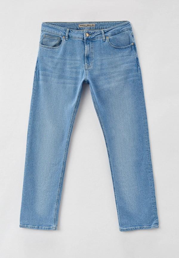 мужские прямые джинсы whitney, голубые