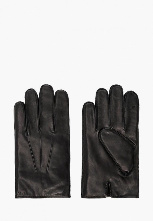 мужские перчатки polo ralph lauren, черные