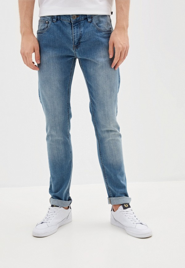 Зауженные джинсы