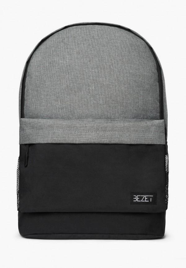 мужской рюкзак bezet, серый