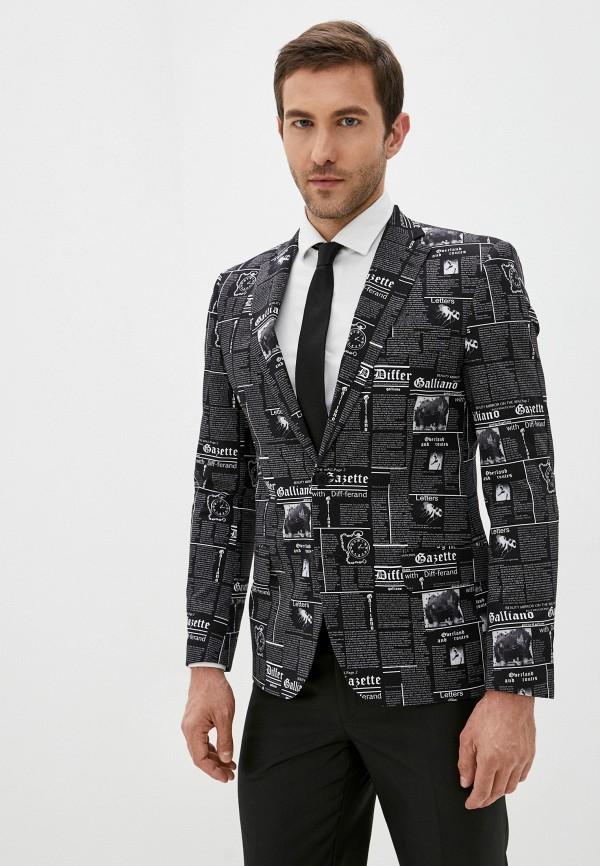 мужской пиджак bazioni, разноцветный