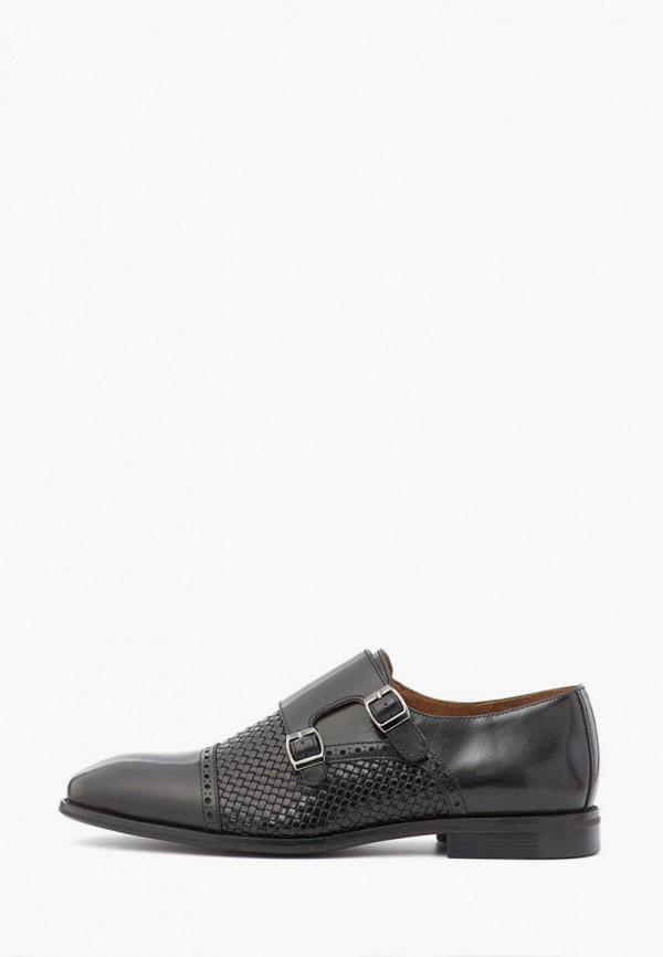 мужские туфли andreas moskin, черные