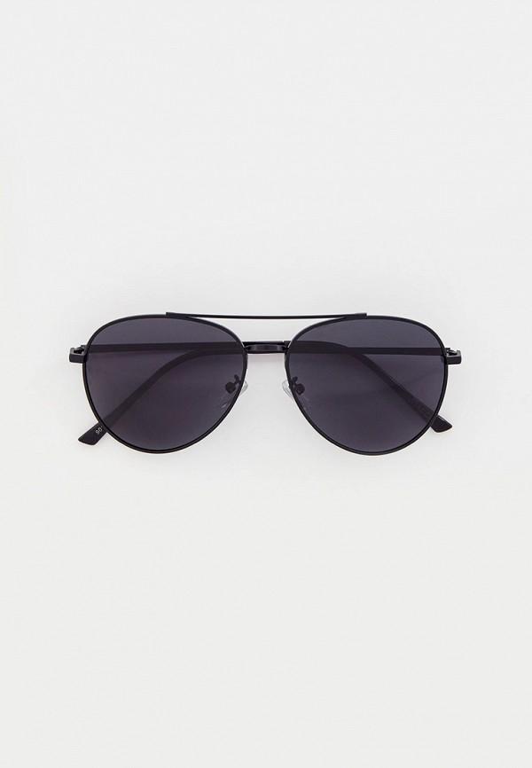 Очки солнцезащитные Vitacci черного цвета