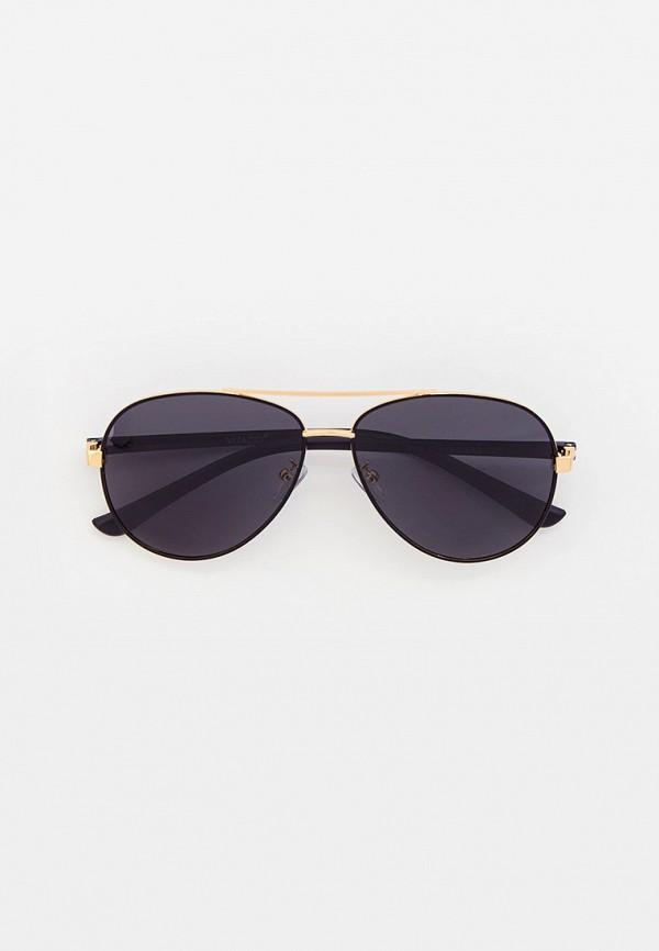 Очки солнцезащитные Vitacci золотого цвета