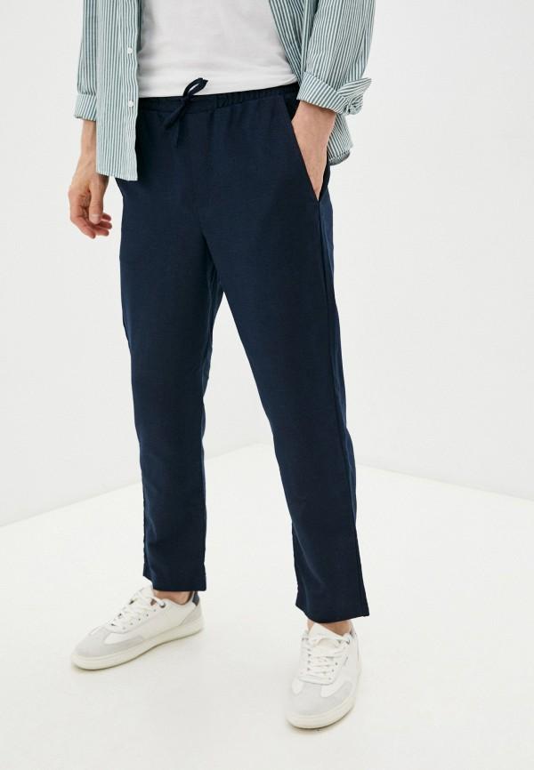 мужские повседневные брюки mark formelle, синие