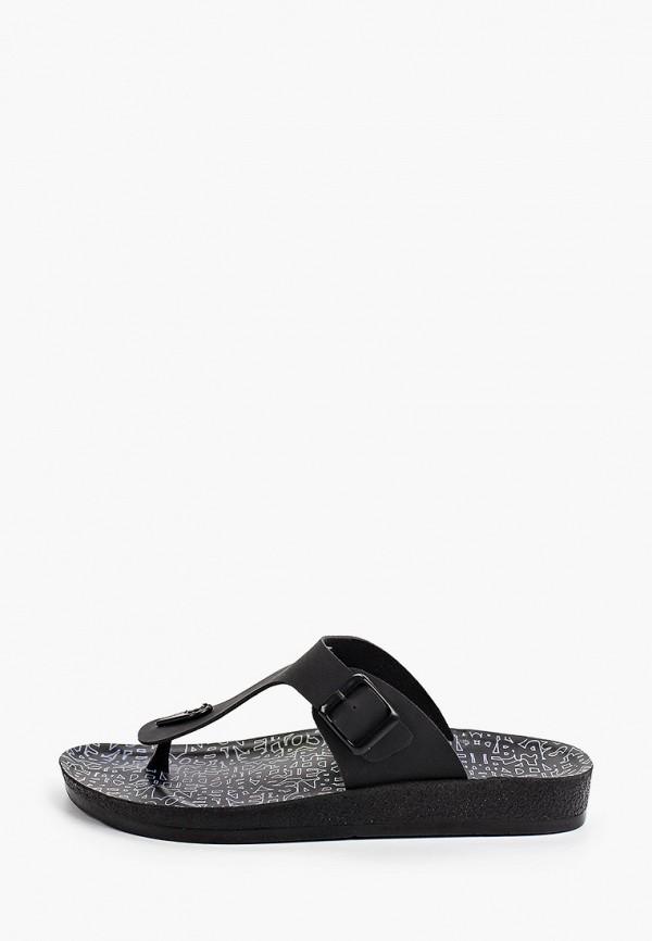 мужские сандалии defacto, черные