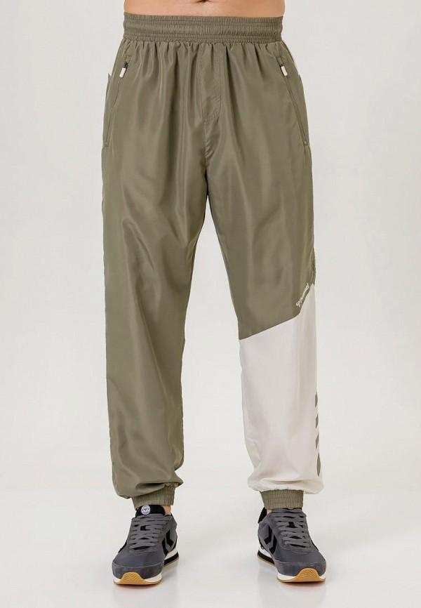 мужские спортивные брюки hummel, хаки