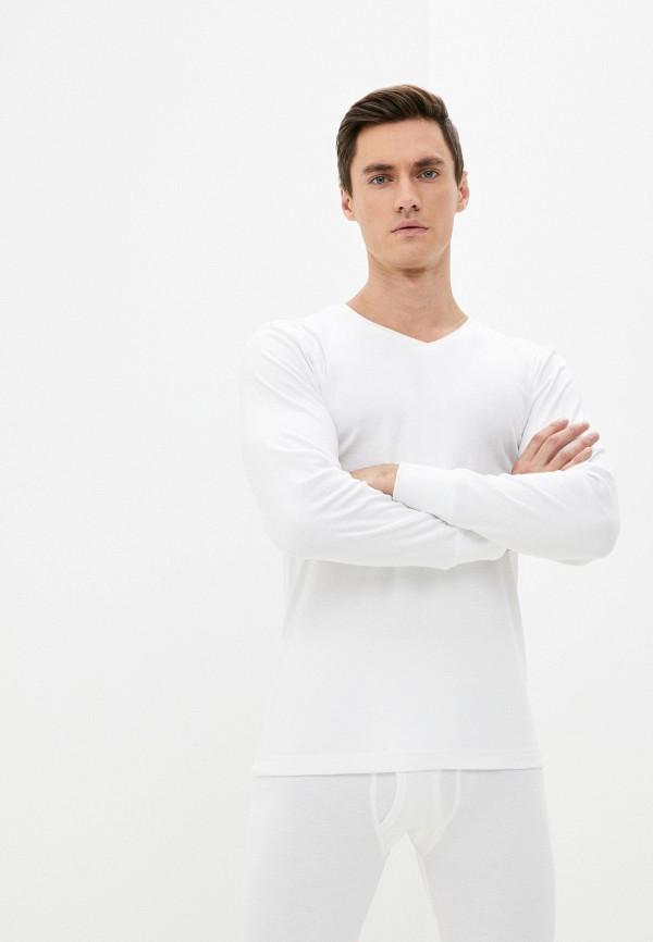 мужское термобелье macroman, белое
