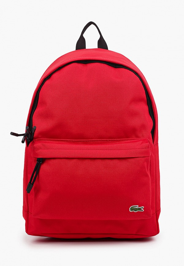 Рюкзак Lacoste Lacoste  красный фото