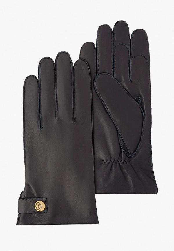 мужские кожаные перчатки michel katana, синие