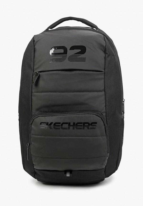 мужской рюкзак skechers, черный