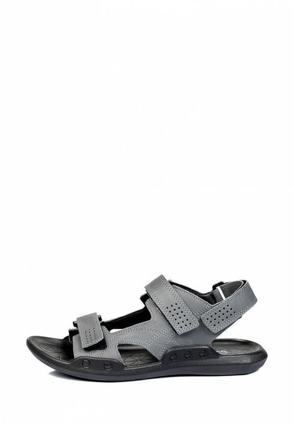 мужские сандалии mida, серые