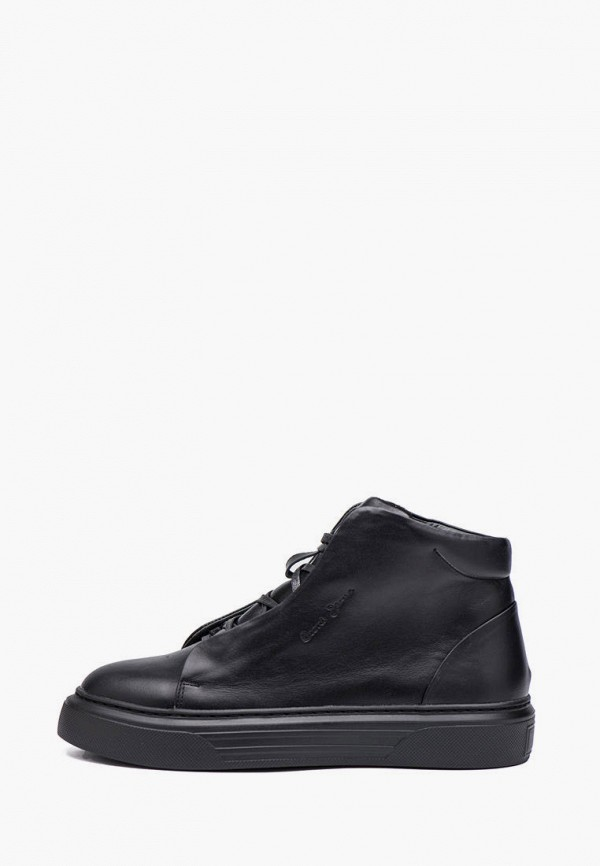 мужские ботинки broni, черные