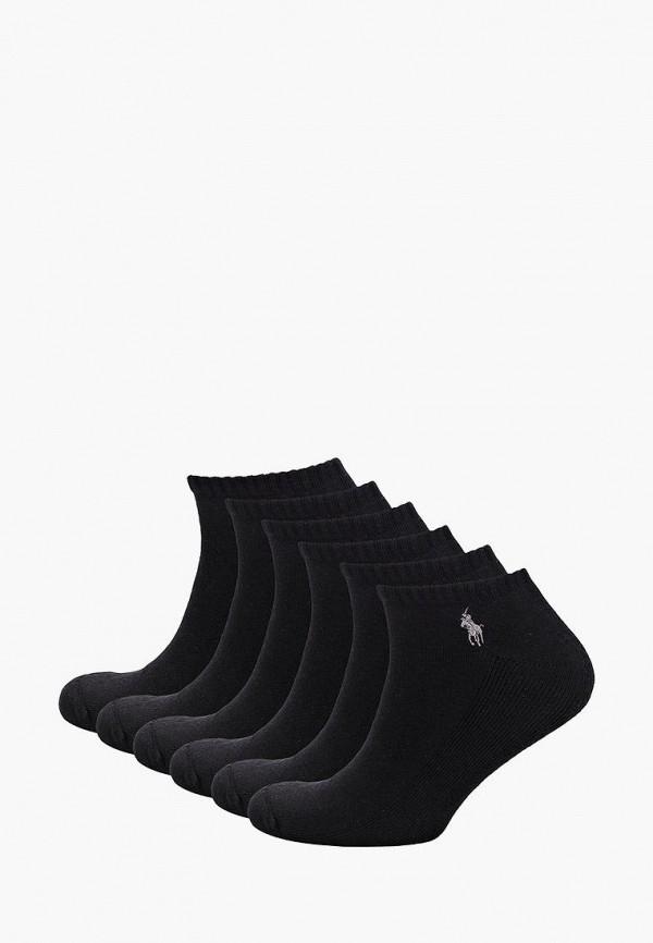 мужские носки polo ralph lauren, черные