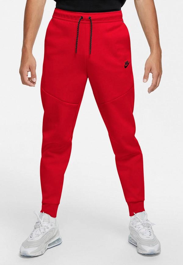 мужские спортивные брюки nike, красные