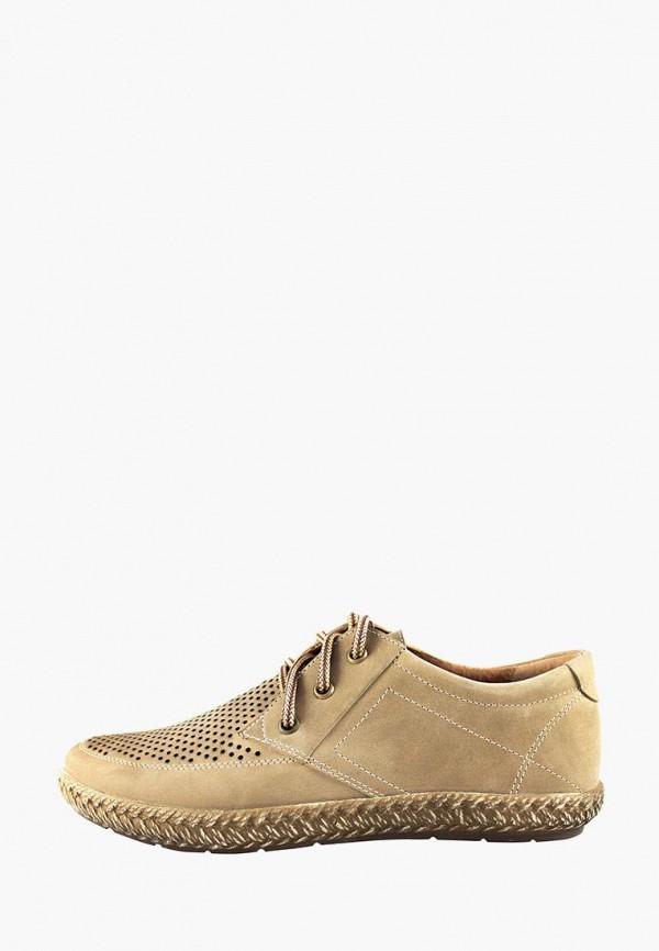 мужские ботинки cliford, бежевые