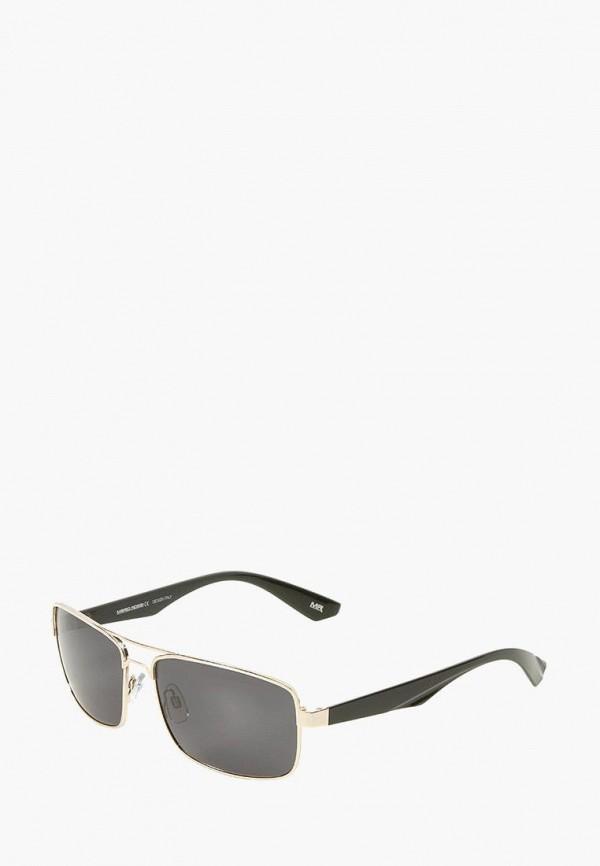 мужские солнцезащитные очки mario rossi, серебряные