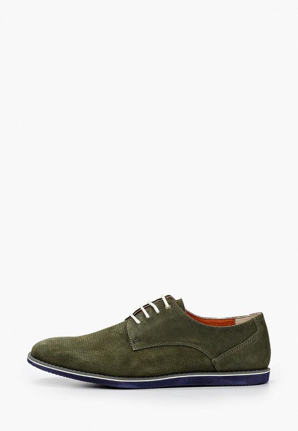 мужские туфли-дерби airbox, хаки