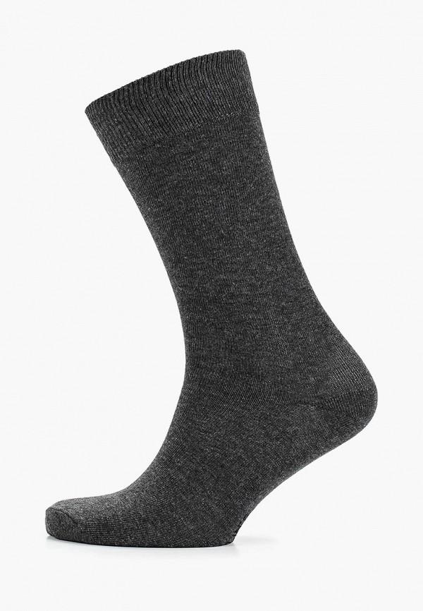 мужские носки colin's, серые