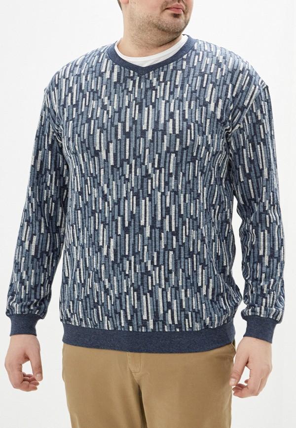 мужской пуловер galion, синий