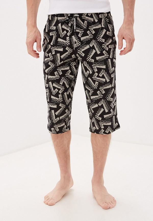 мужские шорты pantelemone, черные