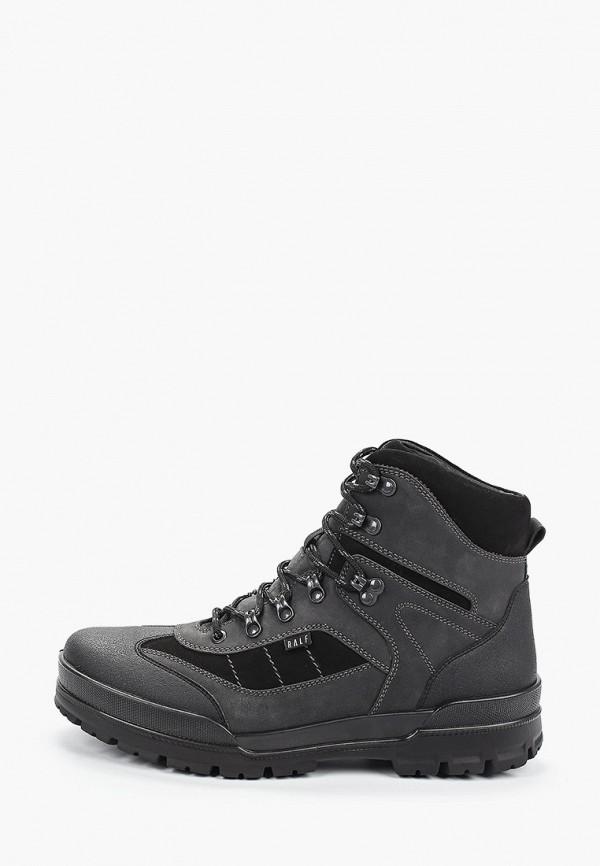 мужские высокие ботинки ralf ringer, черные