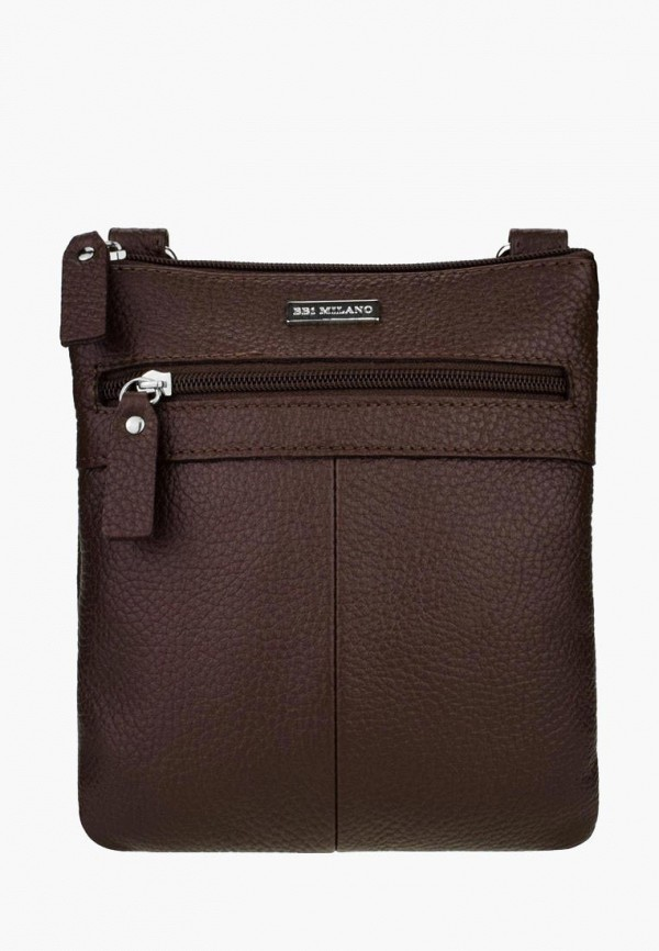 Купить Мужскую сумку BB1 коричневого цвета