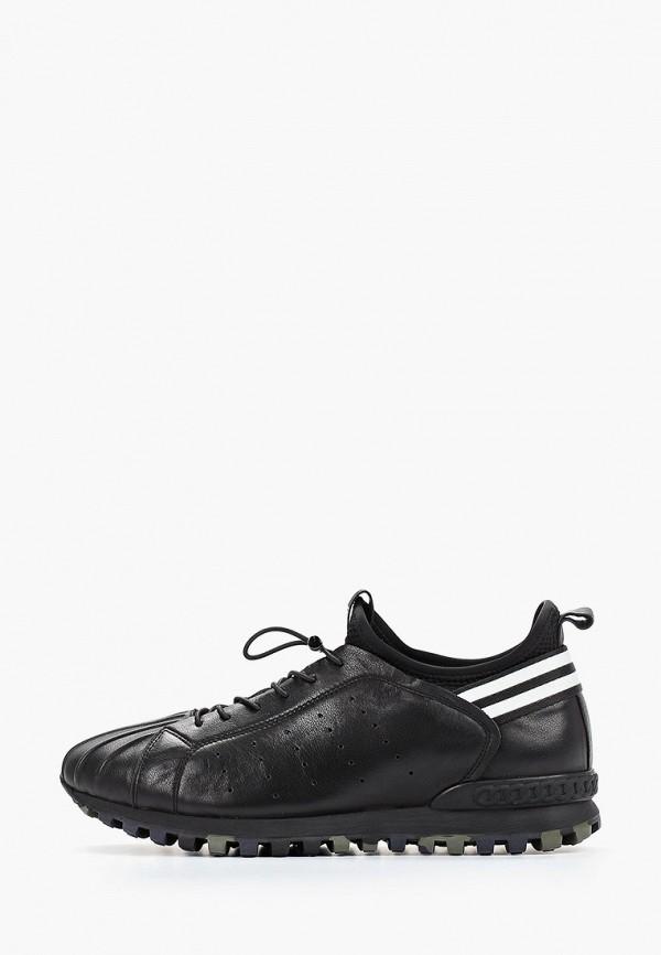 мужские кроссовки dino ricci, черные