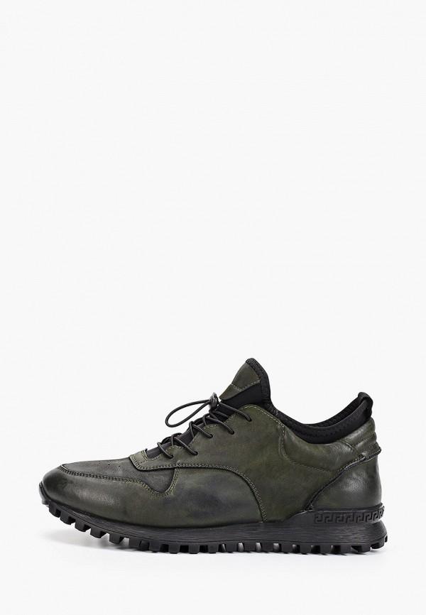 мужские ботинки dino ricci, зеленые
