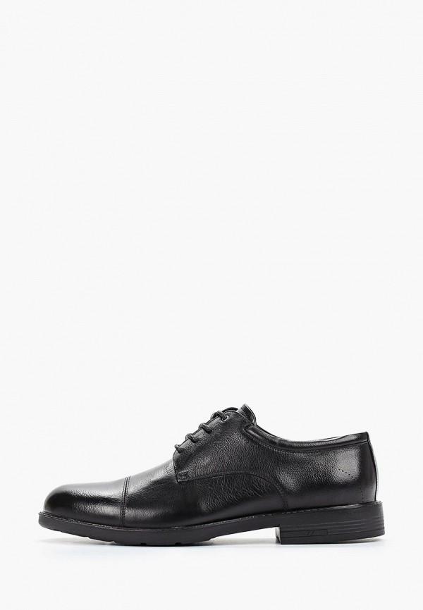 мужские туфли dino ricci select, черные