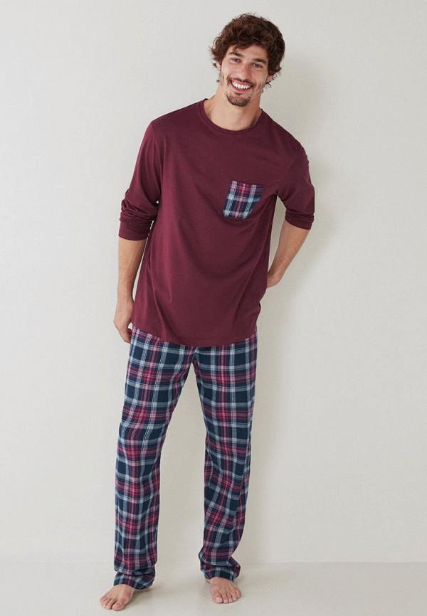 мужская пижама women'secret, разноцветная
