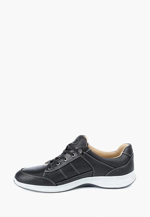 мужские кроссовки casual, черные