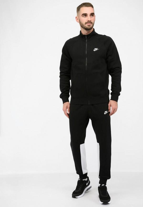 мужской спортивный костюм nike, черный