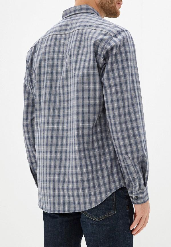 Фото 3 - Мужскую рубашку Paspartu серого цвета