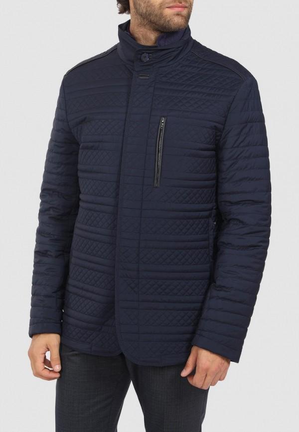 Куртка утепленная Kanzler синего цвета