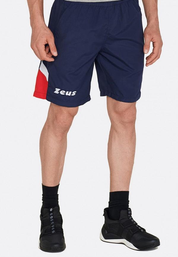 мужские спортивные шорты zeus, синие