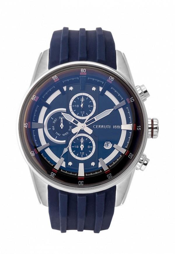мужские часы cerruti 1881, синие