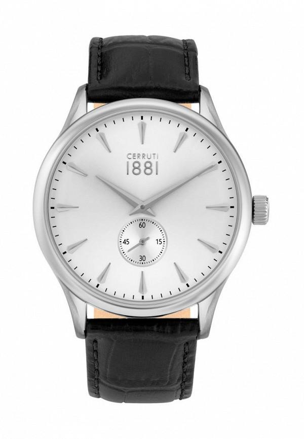 мужские часы cerruti 1881, черные