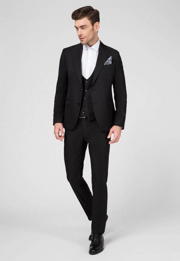 мужской костюм navi, черный