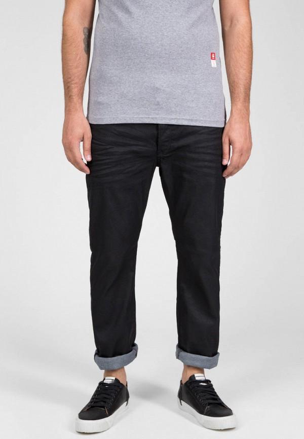 мужские прямые джинсы g-star raw, синие