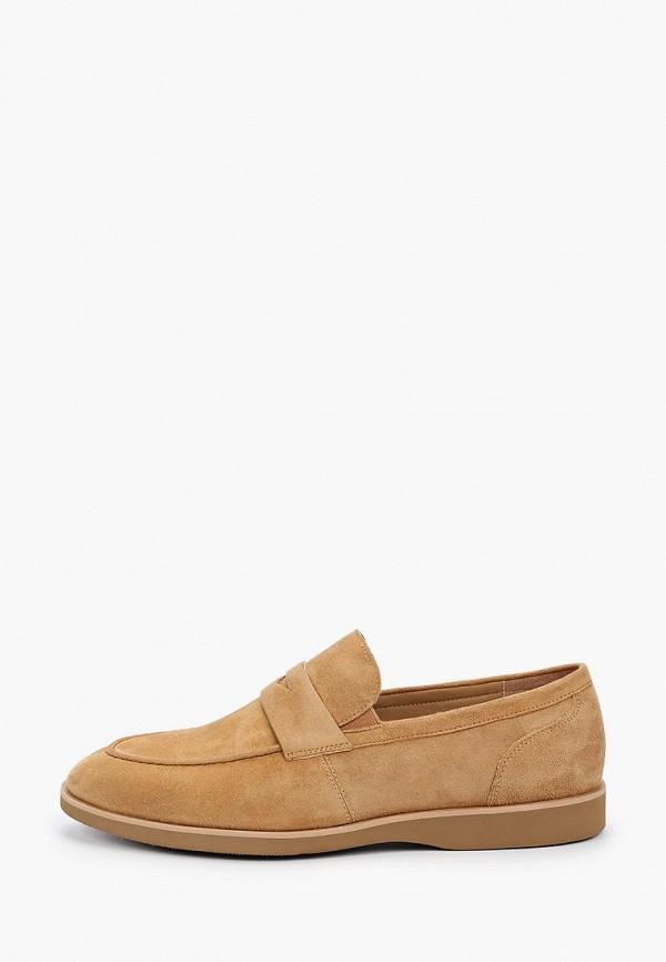 мужские туфли vitacci, бежевые
