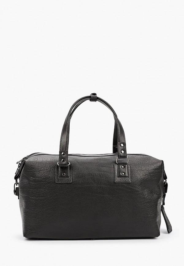 мужская дорожные сумка olio rosti, черная