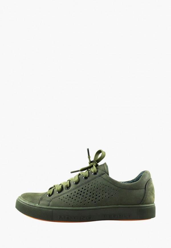 мужские кеды cliford, зеленые