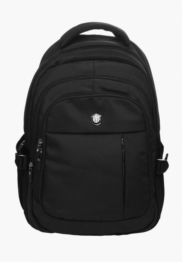 мужской рюкзак bag republic, черный