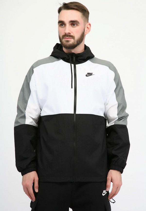 мужская куртка nike, разноцветная