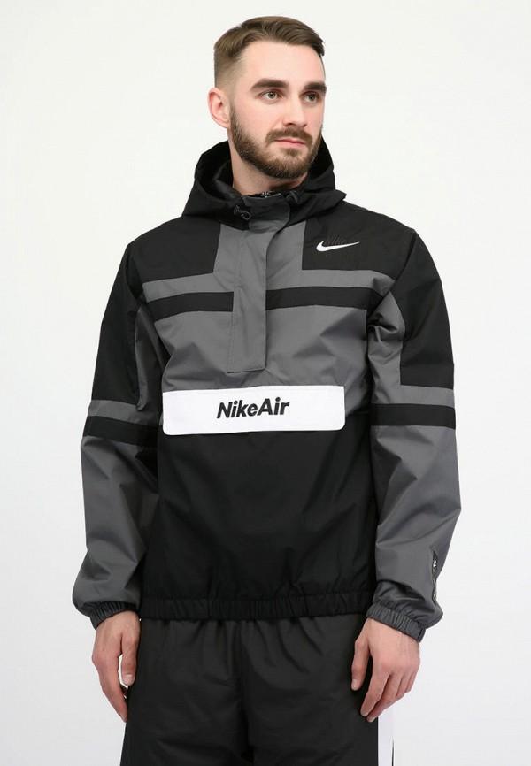 мужская куртка nike, серая