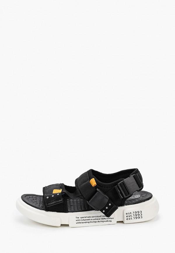 мужские сандалии henderson, черные