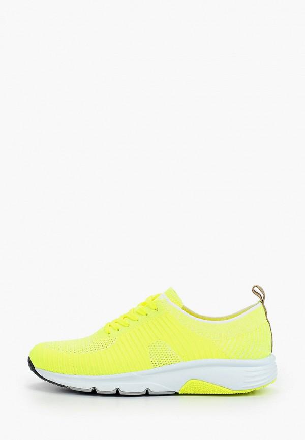 Кроссовки Camper желтого цвета