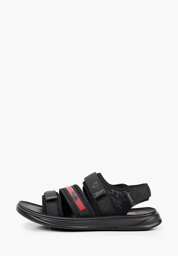 мужские сандалии x-plode, черные