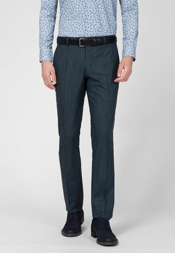 мужские классические брюки navi, синие